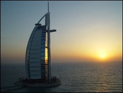 The Burj Al-Arab Hotel