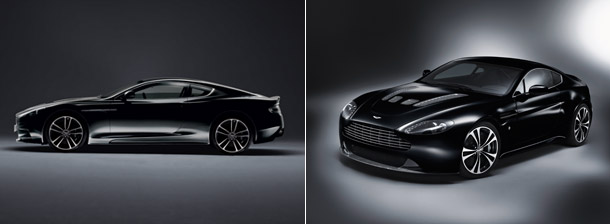 Carbon Black DBS and V12 Vantage